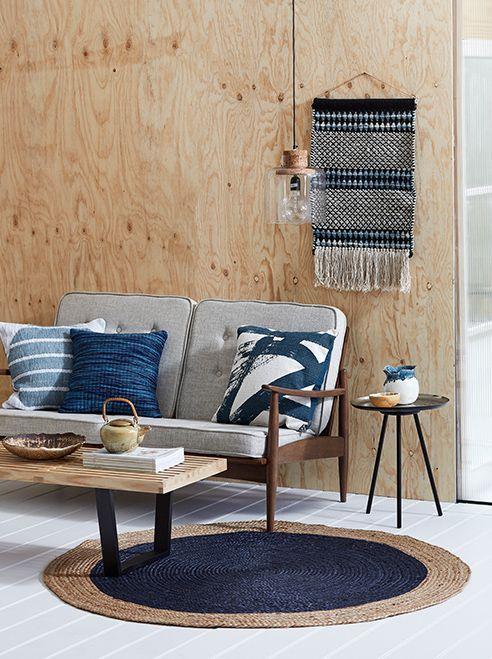 室內風格 日式北歐風客廳
