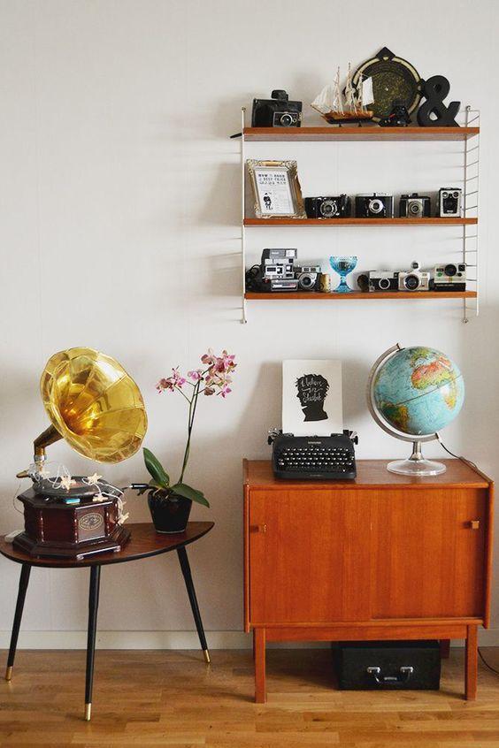 室內風格 復古風室內風格