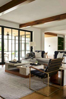 室內風格 轉變古典風客廳
