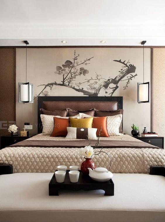 室內風格 中式臥室