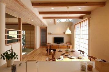 室內風格 當代日式風LDK