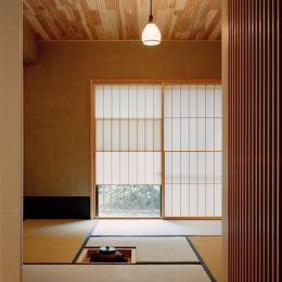 室內風格 日式和風茶室