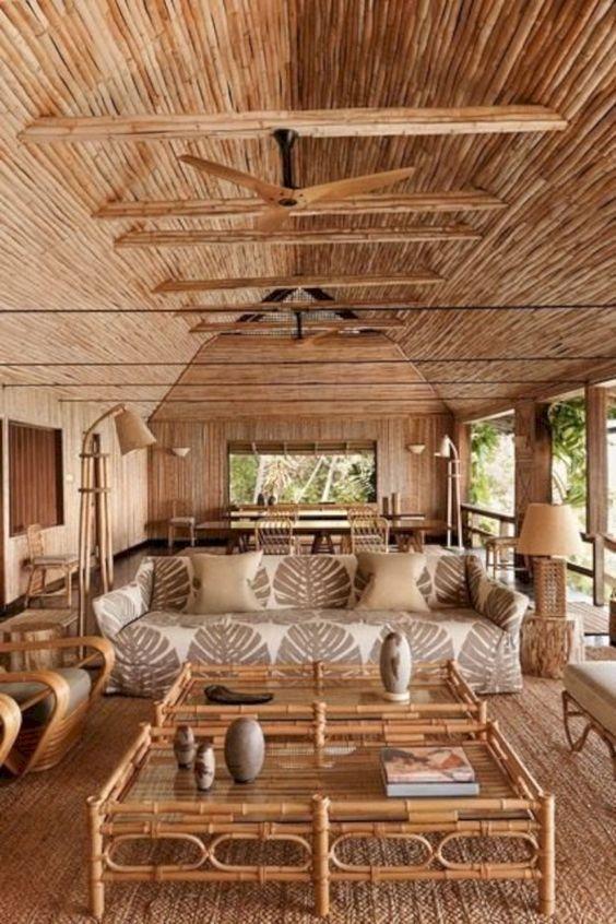 室內風格 南洋風客廳