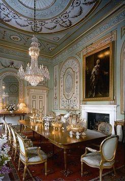 室內風格 新古典風飯廳