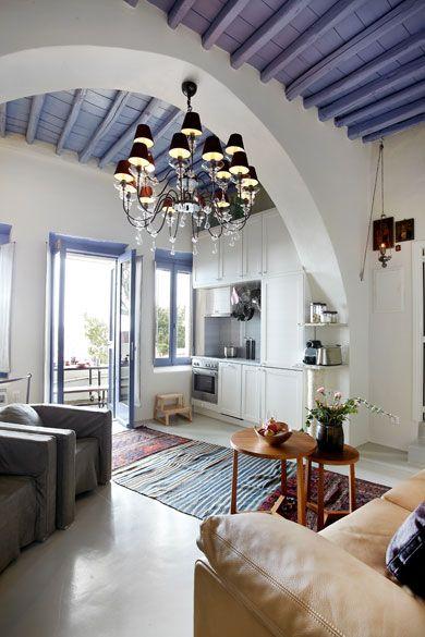 室內風格 地中海風旅館