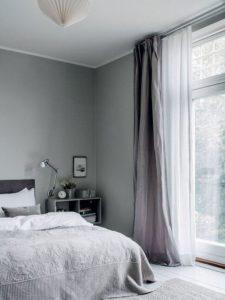 臥室佈置 窗簾