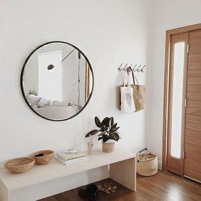 玄關佈置 掛鏡