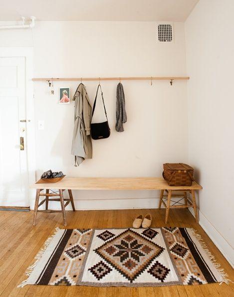小空間 地毯